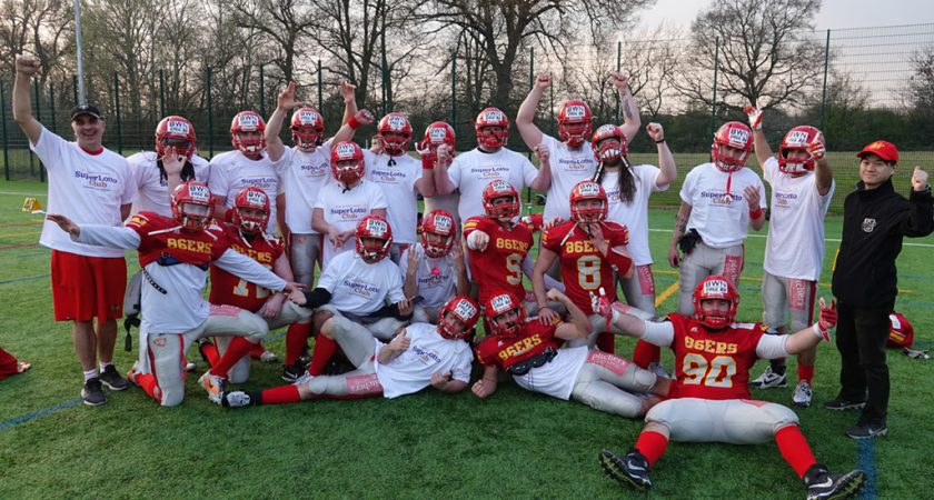 SuperLottoClub gets license and sponsors Uppsala 86ers